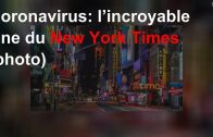 [Coronavirus] New York Times Square Footage After COVID 19 Lock down 3/26/2020 Bike Cam View
